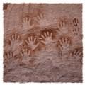 Anasazi Hand Cluster