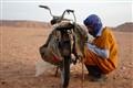 Desert Moped