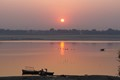 The Ganges and the Sun