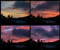 A sunset story