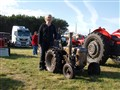 Small tractor.