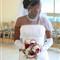 A young bride