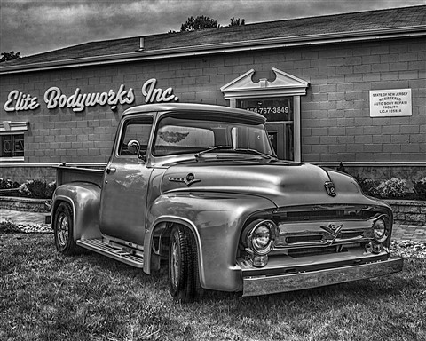 '56 ford f 100
