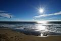 Half Moon Bay, CA Kite Surfers