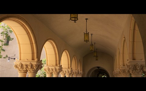 Arches & Lamps