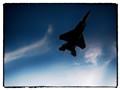 F15 in Climb