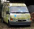 Andrew needs a new van