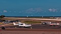 Just landed: Whitted Airport, St. Petersburg FL  (KSPG) runway 25L active