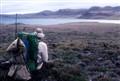 Hiking Victoria Island