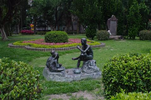 @Sun Yat Sen memorial, Taipei