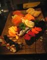 Sashimi-Caviar-Eel