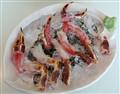 Crab Leg Sushimi
