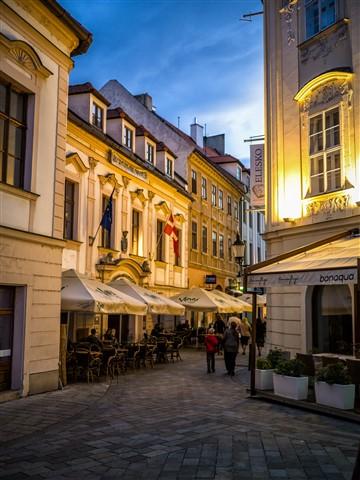Bratislava stare mesto