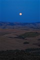 de maan in toscane