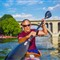 Kayaking Key Bridge