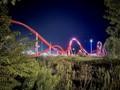 Thunderbolt rollercoaster