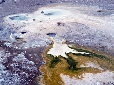 Yellowstone, E.T.