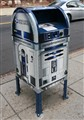 R2D2 ready to serve