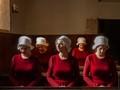 Training the handmaids.