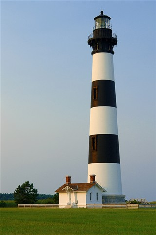 The Bodie Island Light