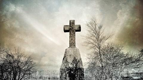 """Weathered Cross"""