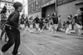 1976 Covent Garden Festival sack race