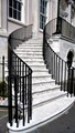 Charleston SC City Hall: Entrance Steps
