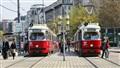 Streetcar lines 1 & 2