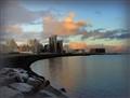 Reykjavik  sunset