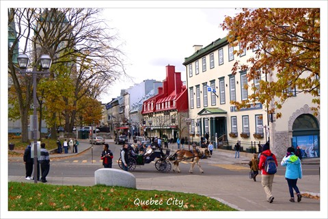 Quebec City - Fall 2013.