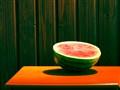 Watermelon's portrait