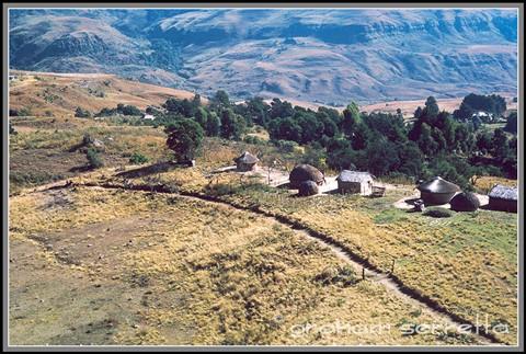 African-Hillside