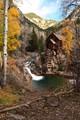 Crystal Mill near Marble Colorado