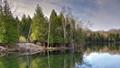 Spring Morning at Quarry Lake