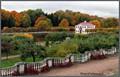 House of autumn park