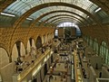 Former rail station - Musee d' Orsay