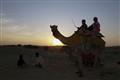 Sunset at SAM,Jaisalmer,India