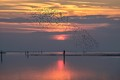 Sunset Over Breydon Water
