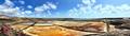 Las salinas de Lanzarote, Islas Canarias