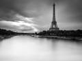 Eiffel Tower Long Exp