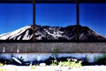 Reflection of Mount Saint Helens