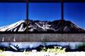 Reflection of Mount Saint Helens