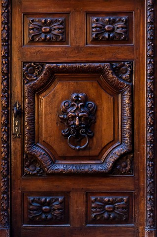Doors of Geneva