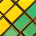 Rubik's Yellow and Green