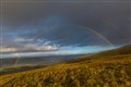 Rainbow on Thorn Moor