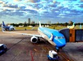 Airport of Buenos Aires
