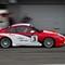 Porsche 911 GT3 Cup driving