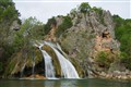 Turner Falls in the spring