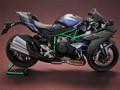 Kawasaki Ninja H2 Carbon - I love it even at 1/12 scale (Tamiya kitset)