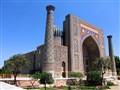 Sher Dor Medressa in Samarkand, Uzbekistan